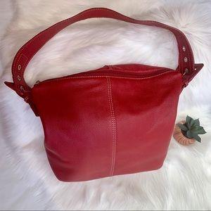 Tommy Hilfiger Red Shoulder Bag